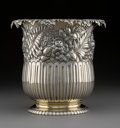 Silver & Vertu, A Tiffany & Co. Partial Gilt Silver Wine Cooler, New York City, 1873-1891. Marks: TIFFANY & CO., 7134 M 1431, STERLING SIL...