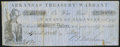 Obsoletes By State:Arkansas, (Little Rock), AR- State of Arkansas $1.10 Apr. 29, 1862 Cr. 5A Fine.. ...