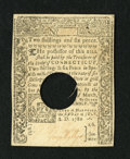 Colonial Notes:Connecticut, Connecticut July 1, 1780 2s/6d Crisp Uncirculated, HOC. This is anattractive note that did not pick up any wear before the ...