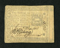 Colonial Notes:Pennsylvania, Pennsylvania October 1, 1773 2s/6d Very Fine. Bold signatures andserial number are found on this moderately circulated Penn...