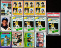 Baseball Cards:Lots, 1970 to 1980 Baseball Rookie Collection (19). ...
