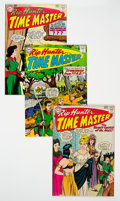 Silver Age (1956-1969):Science Fiction, Rip Hunter... Time Master Group of 12 (DC, 1961-65).... (Total: 12Comic Books)