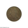 Large Cents: , 1801 1C VF25 NGC. Fine 12 EAC....