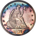 Proof Twenty Cent Pieces, 1877 20C PR64 NGC. CAC. BF-1, R.3....