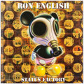 Books:Hardcover, Ron English: Status Factory Signed Hardcover First Edition with Sketch (Last Gasp, 2014)....
