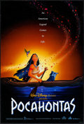 """Movie Posters:Animation, Pocahontas (Buena Vista, 1995). Rolled, Very Fine+. Mini Posters (26) Identical (18.25"""" X 27"""") SS Advance. Animation.. ... (Total: 26 Items)"""