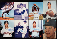 Juan Marichal Signed Image Lot of 8