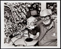 Autographs:Photos, Harry Caray Signed & Inscribed Photograph Lot of 2....