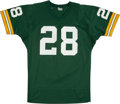 Autographs:Bats, Late 1970's Willie Buchanon Game Worn Green Bay Packers Jersey. ...