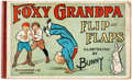 Platinum Age (1897-1937):Miscellaneous, Foxy Grandpa Flip-Flaps (M. A. Donahue, 1905) Condition: GD/VG....