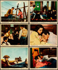 """Movie Posters:Drama, Giant (Warner Brothers, 1956). Very Fine-. Color Photos (11) (8"""" X 10""""). Drama.. ... (Total: 11 Items)"""