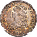 Bust Quarters, 1819 25C Small 9, B-3, R.1, MS64 NGC....