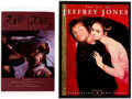 Memorabilia:Books, Jeffery Jones Related Signed, Limited, Numbered Edition Art BooksGroup of 2 (Various Publishers).... (Total: 2 Items)
