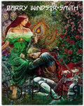 Memorabilia:Books, Barry Windsor-Smith: Opus Volume Two First Hardcover Edition (Fantagraphics, 2000)....