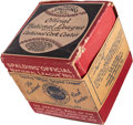 Baseball Collectibles:Balls, 1928-33 Spalding Official National League (Heydler) Baseball In Original Unopened Box....