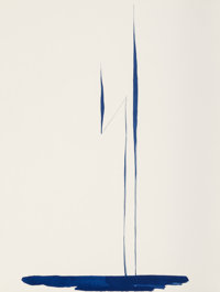 Georgia O'Keeffe (American, 1887-1986) Drawings, 1968 The complete set of 10 offset lithographs on R