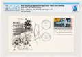 "Explorers:Space Exploration, Neil Armstrong Signed ""First Man On The Moon"" Stamp First Day Cover Directly From The Armstrong Family Collection™, CAG Ce..."