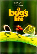 """Movie Posters:Animation, A Bug's Life (Buena Vista, 1998). Fine/Very Fine. Prototype Lenticular Poster (27"""" X 40""""). Animation.. ..."""
