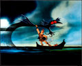 "Movie Posters:Animation, Hercules (Buena Vista, 1997). Very Fine-. Exhibit Lenticular Poster (50"" X 40""). Animation.. ..."