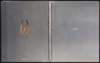 """Sex by Madonna (Warner Books, 1992). First Edition Spiral Hardcover Book (134 Pages, 11"""" X 13.75"""") Photos by S..."""
