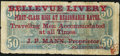 Confederate Notes:1864 Issues, Advertising Note T66 $50 1864 Fine.. ...