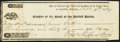 Obsoletes By State:Kentucky, Louisville, KY - Office of Discount and Deposit of the Bank of the United States Check $232.84 Feb. 4, 1829 Very Fine, CC....