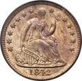 1842-O H10C Repunched Date, FS-301, MS64 PCGS....(PCGS# 145428)