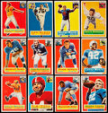 Football Cards:Lots, 1956 Topps Football Collection (94)....
