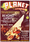 Pulps:Science Fiction, Planet Stories V1#5 Yakima Pedigree (Fiction House, 1940) Condition: VF....