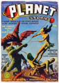 Pulps:Science Fiction, Planet Stories V1#9 Yakima Pedigree (Fiction House, 1941) ...