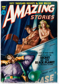 Pulps:Science Fiction, Amazing Stories V26#6 Yakima Pedigree (Ziff-Davis, 1952) Condition: VF-....