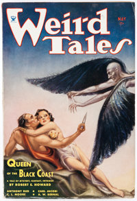 Weird Tales - May 1934 (Popular Fiction) Condition: VF-
