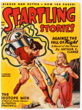 Pulps:Science Fiction, Startling Stories - November 1948 Yakima Pedigree (Standard) Condition: VF-....
