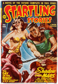 Startling Stories - Fall 1944 Yakima Pedigree (Standard) Condition: VF-
