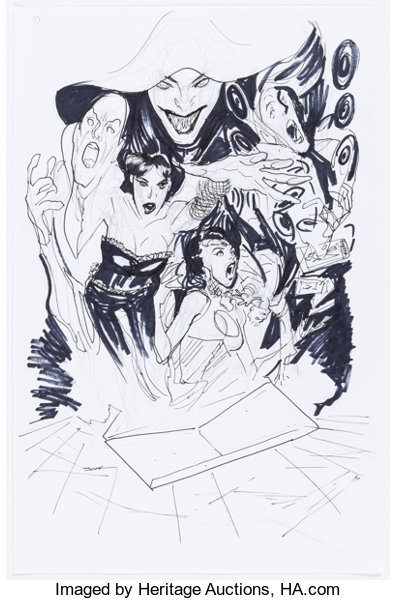 Ryan Sook Justice League Dark 1 Cover And Other Preliminary Lot 17191 Heritage Auctions Director's cut | official teaser update | hbo max. https comics ha com itm original comic art sketches ryan sook justice league dark 1 cover and other preliminary artwork original art group of 4 dc a 121913 17191 s