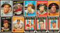Autographs:Sports Cards, 1959 Topps Baseball Signed Card Collection (40)....