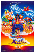 """Movie Posters:Animation, Aladdin (Buena Vista, 1992). Rolled, Very Fine+. One Sheet (27"""" X 41""""). DS. Animation.. ..."""