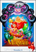 """Movie Posters:Animation, The Little Mermaid (Buena Vista, R-1997). Rolled, Very Fine+. OneSheet (26.75"""" X 39.75"""") DS Advance. Animation.. ..."""