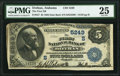 National Bank Notes:Alabama, Dothan, AL - $5 1882 Date Back Fr. 537 The First NB Ch. # (S)5249 PMG Very Fine 25.. ...