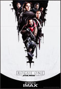 """Movie Posters:Science Fiction, Rogue One: A Star Wars Story (Walt Disney Studios, 2016). Very Fine/Near Mint. IMAX Poster (13"""" X 19""""). Science Fiction.. ..."""