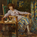 19th Century European, Henry Salem Hubbell (American, 1870-1949)Th...