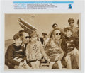 Explorers:Space Exploration, Gemini Goodwill Tour: Neil Armstrong and Richard Gordon With Chilean Children October, 1966 Directly from The Armstrong Family...