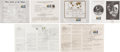 Explorers:Space Exploration, Neil Armstrong and Apollo 11: Large Group of Related Philatelic Material Directly from the Personal Collection of Neil's Broth...