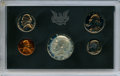 Uncertified 1970-S Proof Set Including a 1970 No S Dime