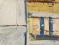 Post-War & Contemporary:Contemporary, Alfred Leslie (b. 1927). Untitled, 1959. Mixed media withcollage on paper. 18 x 24 inches (45.7 x 6...