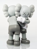 Collectible:Contemporary, KAWS (b. 1974). Together (Grey), 2018. Painted cast vinyl. 10 x 8 x 5 inches (25.4 x 20.3 x 12.7 cm). Open Edition. Stam...