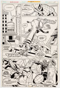 Original Comic Art:Panel Pages, Gil Kane and Mike Esposito Amazing Spider-Man #150 Page 14 Original Art (Marvel, 1975)....