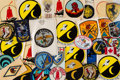 Explorers:Space Exploration, Wally Schirra: Collection of Military and Miscellaneous Patches and Stickers (Thirty+ Items), Directly from His Family's Colle...