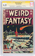Golden Age (1938-1955):Science Fiction, Weird Fantasy #12 Signature Series - Al Feldstein (EC, 1952) CGC FN 6.0 Cream to off-white pages....