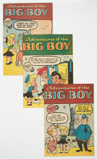 Adventures of Big Boy Group of 44 (Timely, 1956-75) Condition: Average FN+.... (Total: 44 )